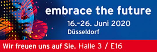 DRUPA Düsseldorf 16.-26. Juni 2020